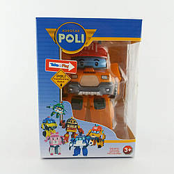 Робокар трансформер Марк Robocar POLI (K2122)