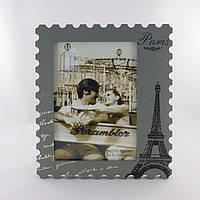 Фоторамка почтовая марка - Париж