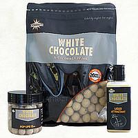 Бойлы тонущие Dynamite Baits White Chocolate&Coconut Cream 15mm 1kg