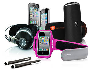 Аксесуари для мобільних телефонів і комп'ютерів