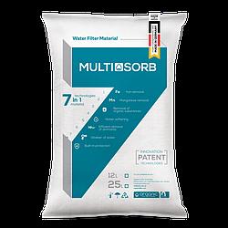Комплексная загрузка Organic Multisorb для очистки артезианской воды, мешок 25 л