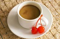 """Кофе ароматизированный растворимый с ароматом """"Вишня"""""""