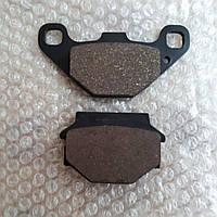 Тормозные колодки для квадроцикла Bashan, ATV, Hummer,  Dinli задние