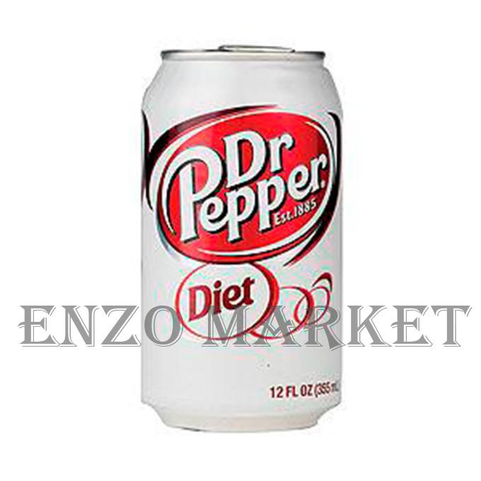 Dr Pepper Diet, 0,33 літра