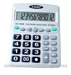 Настольный калькулятор Kadio  KD1048B