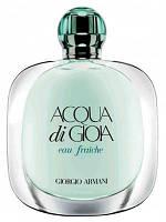 Armani Acqua di Gioia eau fraiche lady 50ml edt тестер Оригинал