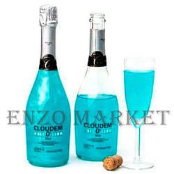 Безалкогольное игристое вино Cloudem Blue, 0.75 л