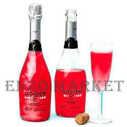 Безалкогольное игристое вино Cloudem Rose , 0.75 л