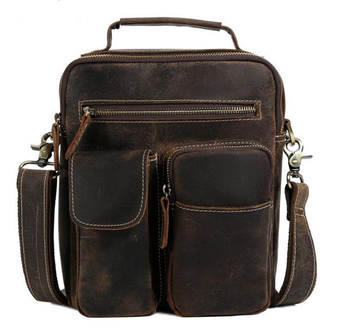 5a377d2d1bdd Сумка TIDING BAG T1171 Коричневая: продажа, цена в Тернополе. сумки ...