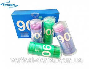Микроапликаторы Premium Plus 100шт.