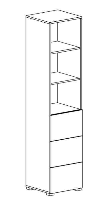 Пенал Labirint 5 (схема)