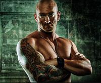 Популярные модели брутальных мужских позолоченных украшений