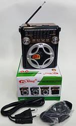 Радиоприемник PuXing PX-298 LED Красный