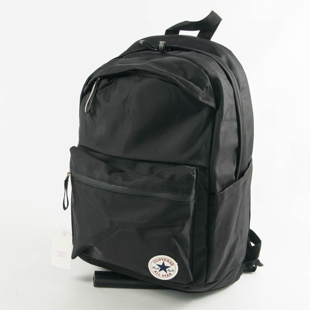 Спортивный рюкзак Конверс - черный - 3031