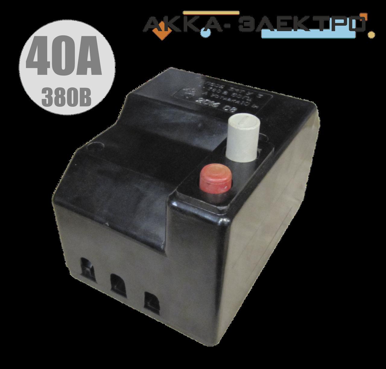 Автоматический выключатель АП50Б 3МТ 40А