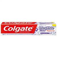 "Colgate Max White Shine Zahncreme mit Fluorid ""Irresistible Mint"" - Зубная паста с фтором"