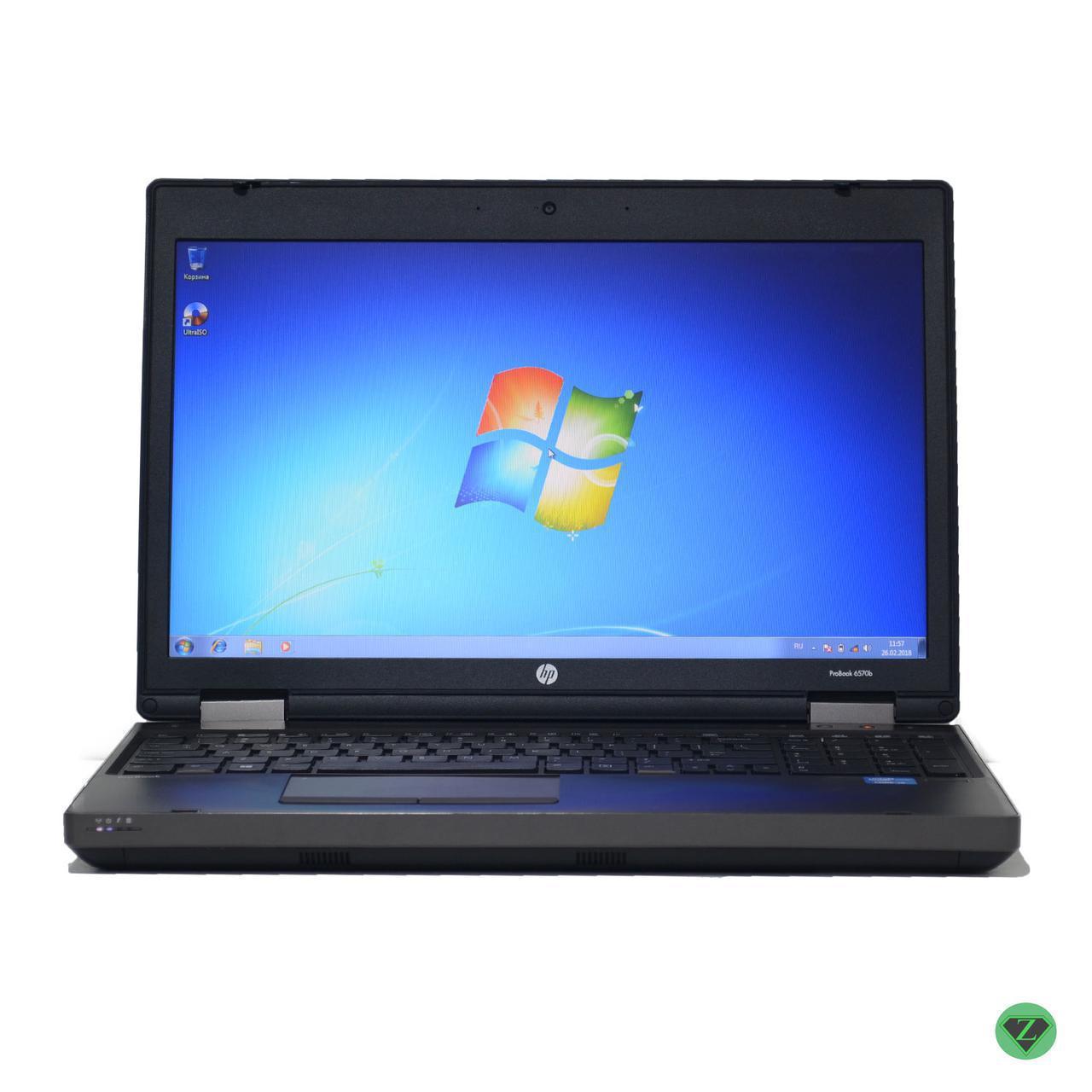 """Ноутбук Hp Probook 6570b  15.6""""/HD/ i5-3230M/4Озу/320 HDD"""