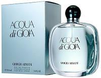 Armani Acqua di Gioia lady 50ml edp тестер Парфюмированная вода оригинал