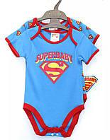 Набор из двух боди Superbaby, 45см (2,3kg). Mothercare
