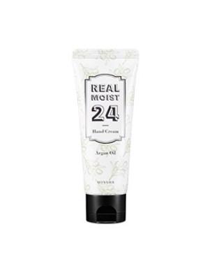 Интенсивно увлажняющий крем для рук MISSHA Real Moist24 Hand Cream (Argan Oil)