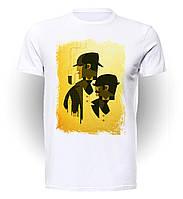 Футболка мужская размер L Geek Land Шерлок Холмс Sherlock Holmes Sherlock & Watson SH.001.01