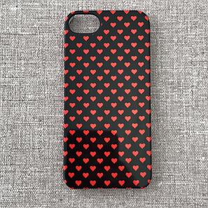 Чехол incase Snap Multi Hearts iPhone 5s/SE black (CL69185) EAN/UPC: 650450129709, фото 2