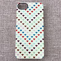 Чехол incase Snap Multi Hearts iPhone 5s/SE Cream (CL69188) EAN/UPC: 650450129730