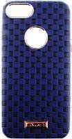 Чехол-накладка AWEI TPU Case F-7 iPhone 7/8 Blue, фото 1