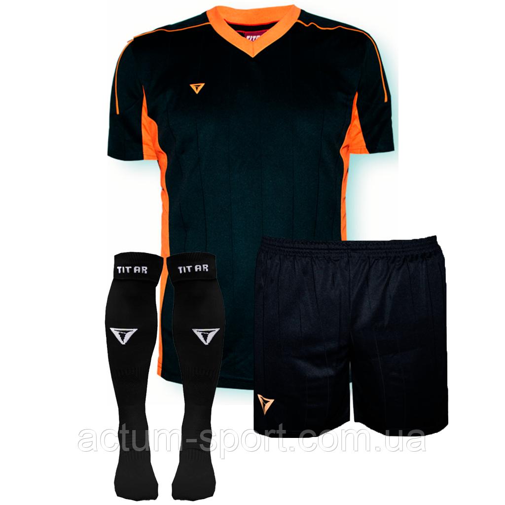 Футбольная форма Mriya 2 с гетрами Titar XL