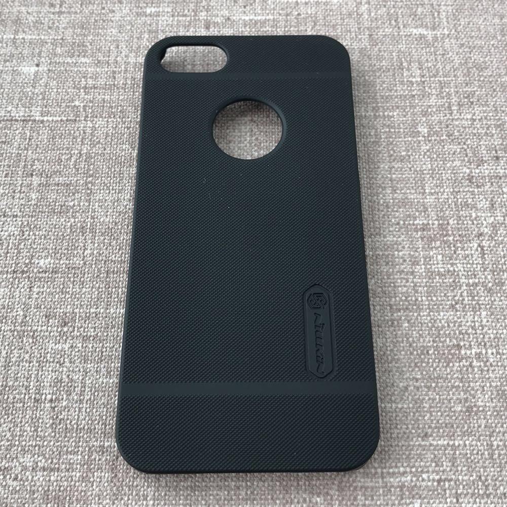 Накладка Nillkin Super Frosted Shield iPhone 5s/SE black EAN/UPC: 6956473233886