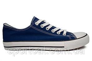 Мужские кеды, джинсовые, синие, Р. 40 41 42 43 44