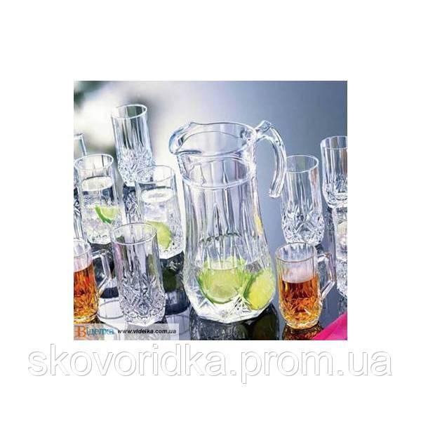 Lum Brighton Набор/вода(кувш.1,8л,стак.310мл-6шт)-7пр.
