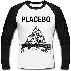 Футболка с длинным рукавом Placebo - Mountain Graph