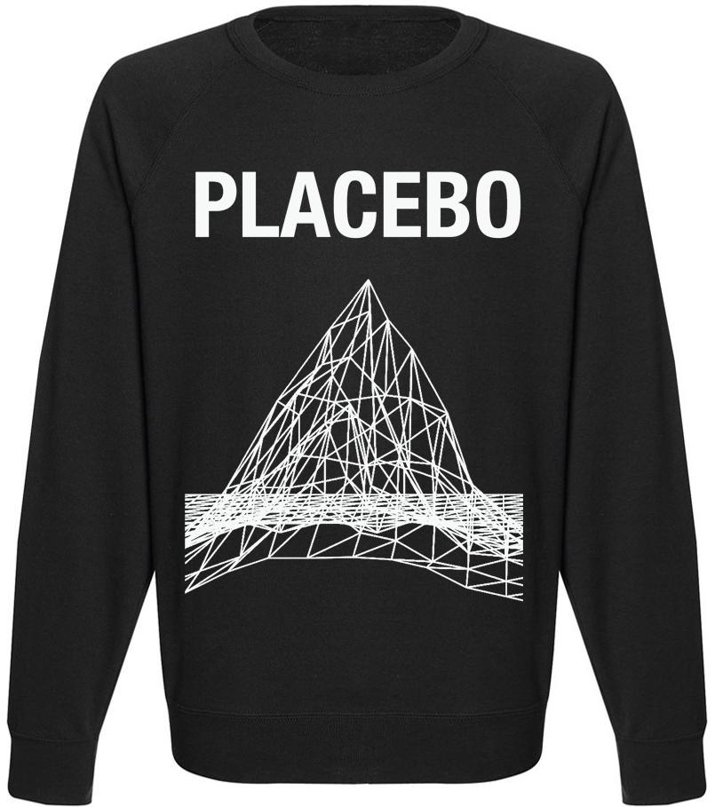 Свитшот Placebo - Mountain Graph