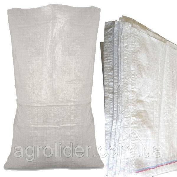 Мешок полипропиленовый 55х105 (до 50 кг, 70 гр.)