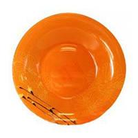 Lum Rhapsody Orange Тарелка глубокая круглая 21,5см