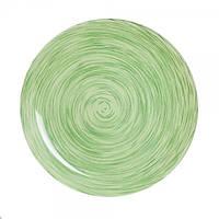 Lum Stonemania Pistache Тарелка десертная круглая 20,5см