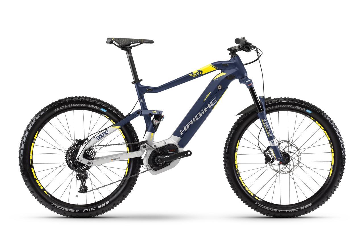 Велосипед Haibike SDURO FullSeven 7.0 27,5