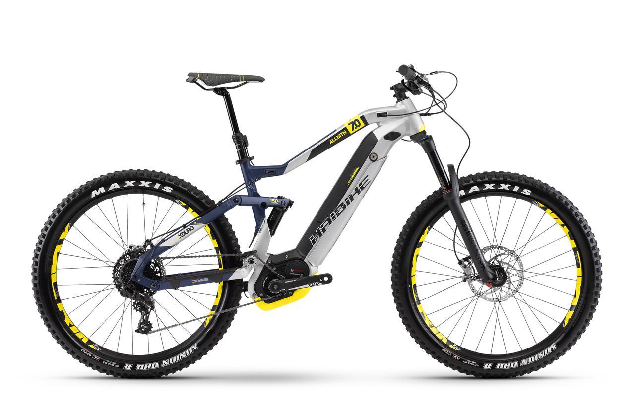 Велосипед Haibike XDURO AllMtn 7.0 27.5