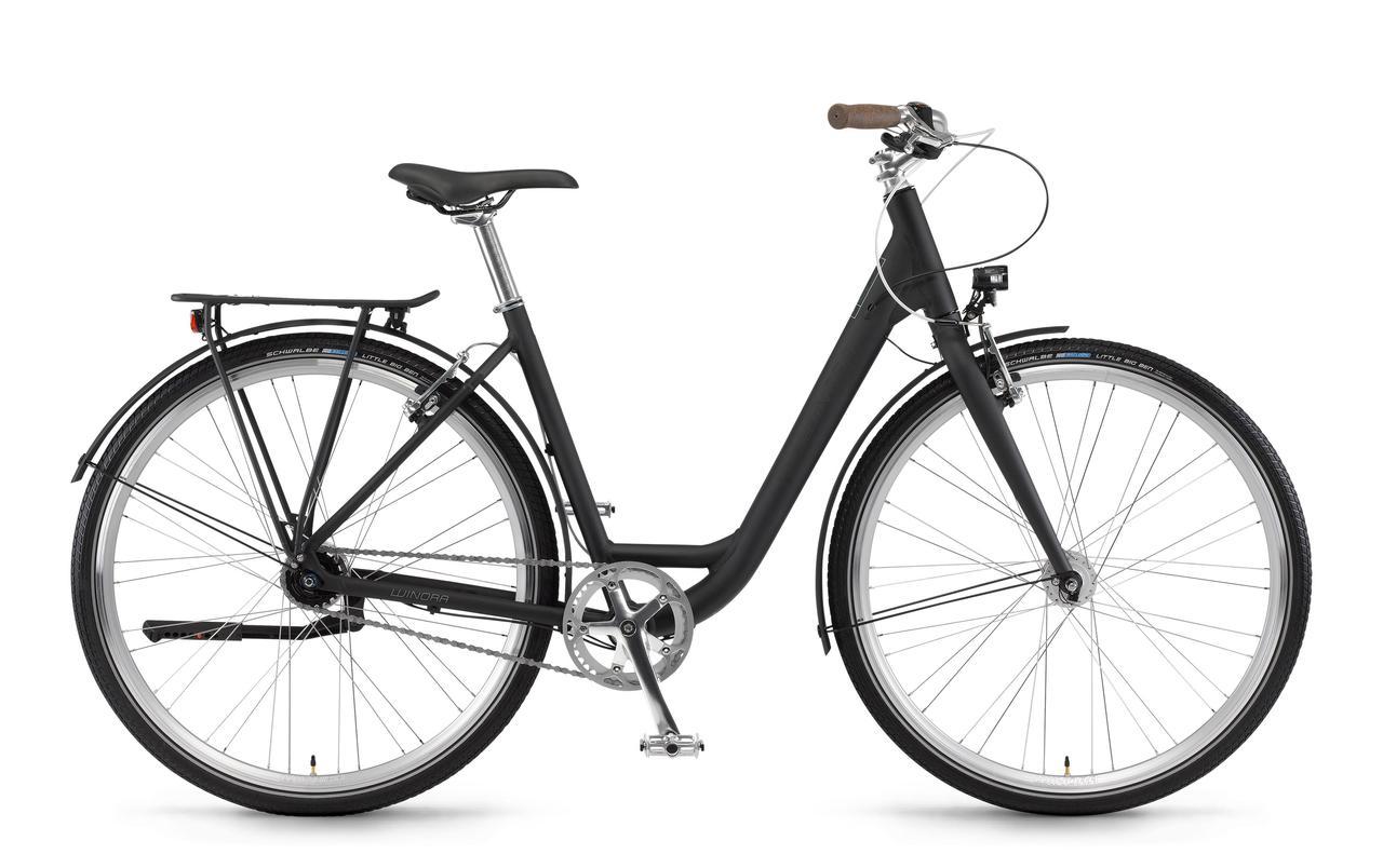 """Велосипед Winora Lane Monotube 28"""" 7s Nexus  FW, рама 46см, 2018"""