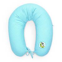 Подушка для кормления Горох разные цвета