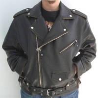 Куртка кожанная (косуха)