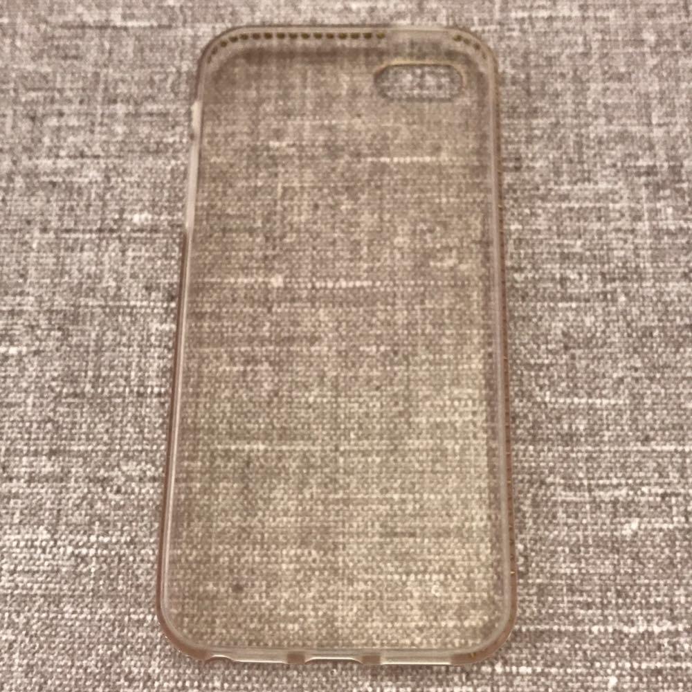 TPU Fashion Swarovski iPhone 5