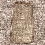 Чехол TPU Fashion Swarovski iPhone 5/5s rose, фото 2