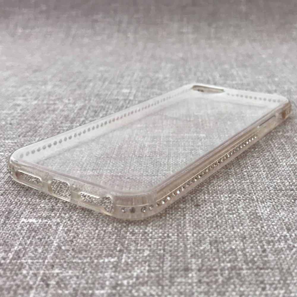 TPU Fashion Swarovski iPhone 5 Apple SE