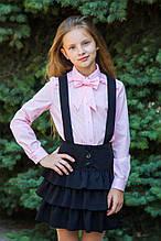 Шкільна блузка для дівчаток
