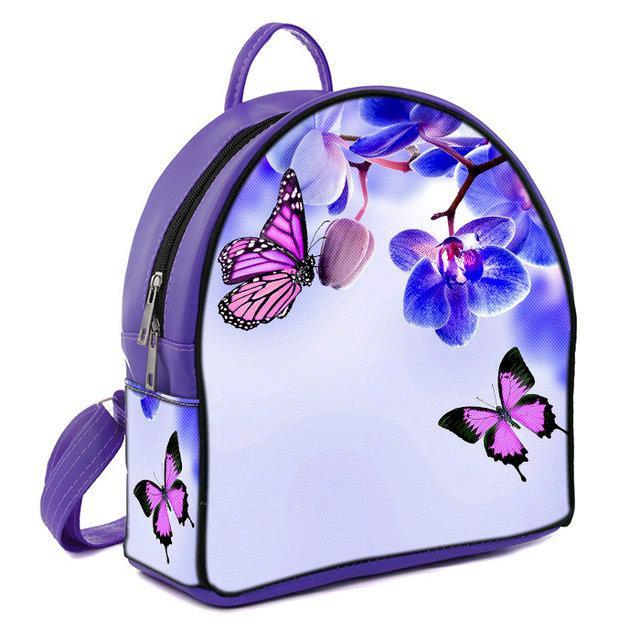 a6e028a4764 Купить Очень красивый рюкзак с орхидеями 727430941 - Грация & Стиль