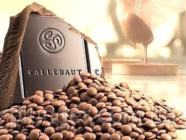 Натуральный молочный шоколад с натуральной ванилью 823NV-595, 10кг, Бельгия