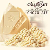 Натуральный белый шоколад с натуральной ванилью W2, 10кг, Бельгия