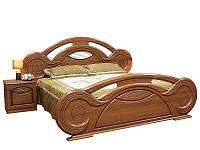 """Спальня , спальный гарнитур """"Тина"""" кровать 2 сп (без матраса и ламели)"""